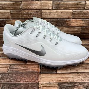Nike White React Vapor 2 Golf Shoes Men's Size 10